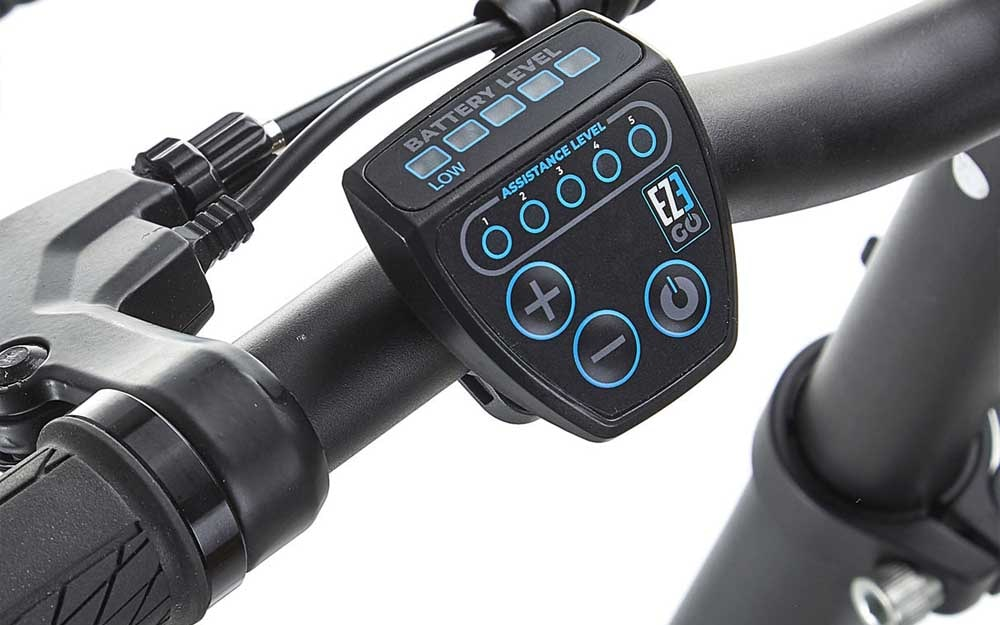 EzeGo-FoldLS-Bike-Display
