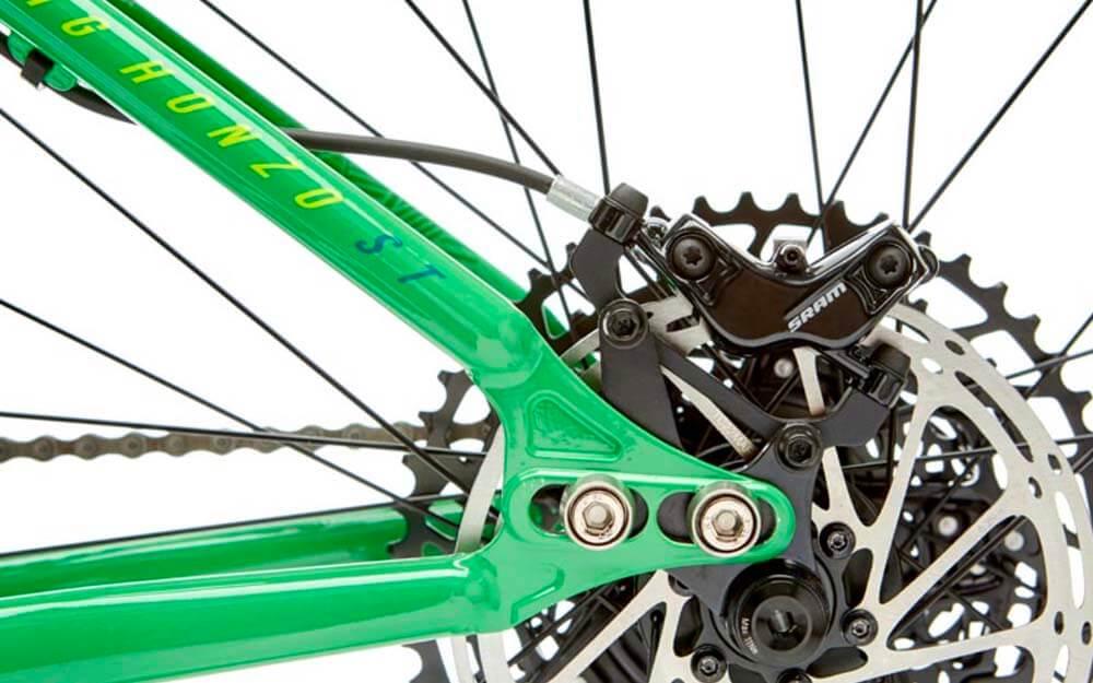 Kona-Big-Honzo-ST-Bike-SRAM-Gears