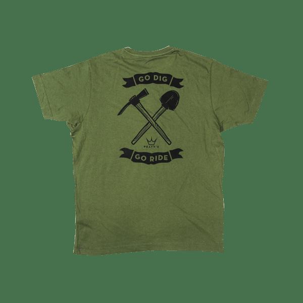 Peatys-GoDig-Tshirt
