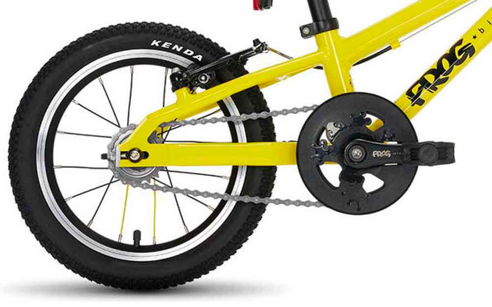 Frog-40-Yellow-TDF-Bike-Rear