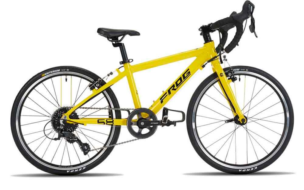 Frog-Road-58-Yellow-TDF-Bike