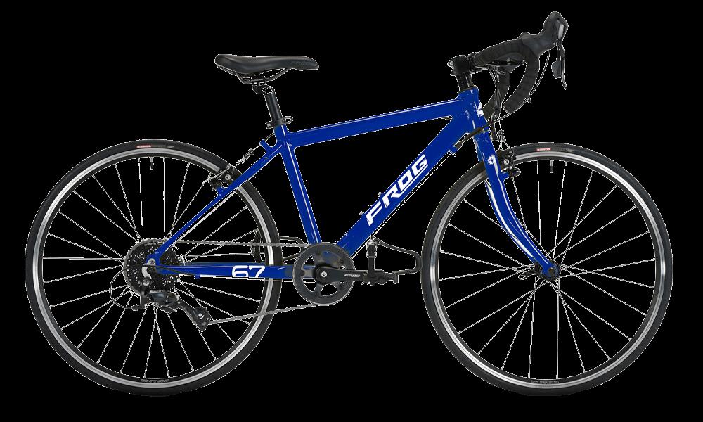 Frog-Road-67-Electric-Blue-Bike