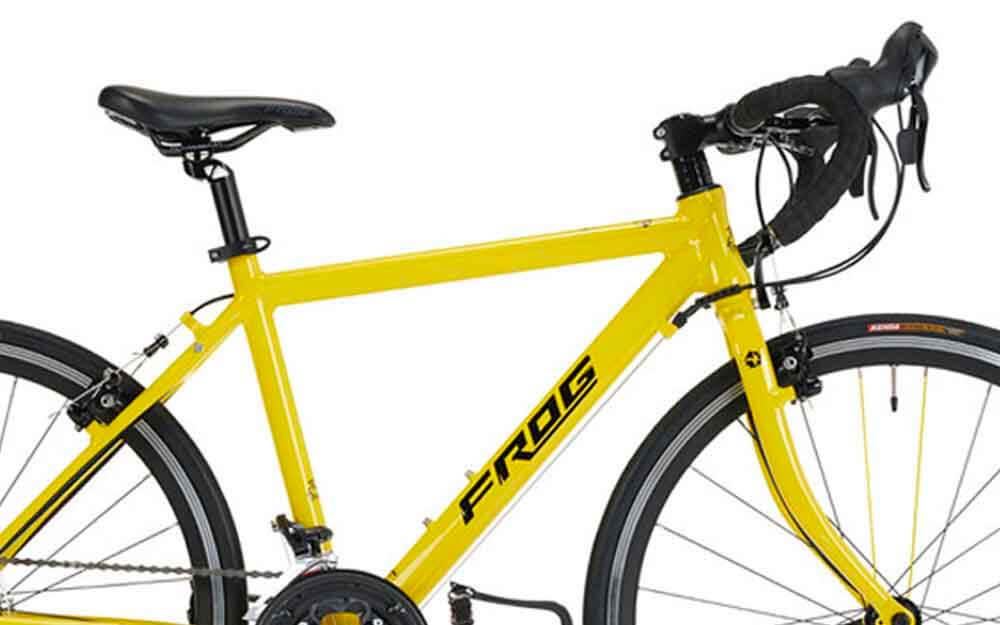 Frog-Road-70-Yellow-TDF-Bike-Frame