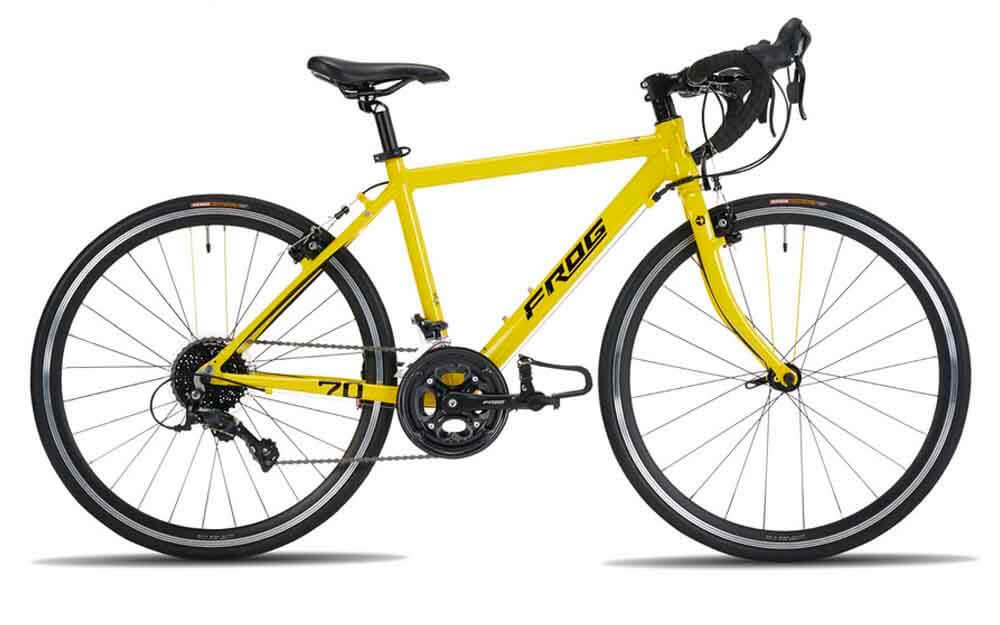 Frog-Road-70-Yellow-TDF-Bike