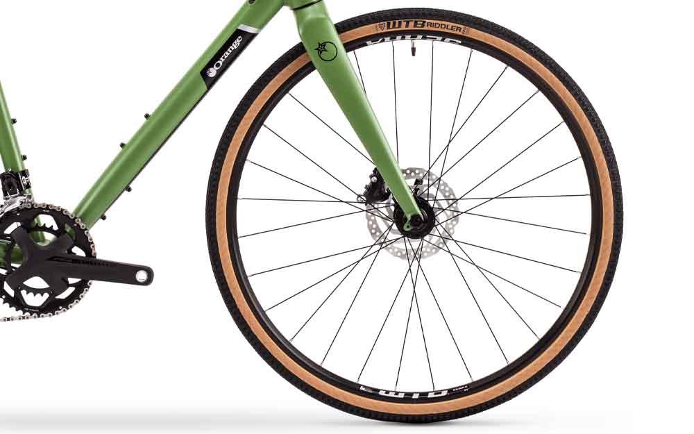 Orange-RX9-Bike-Front