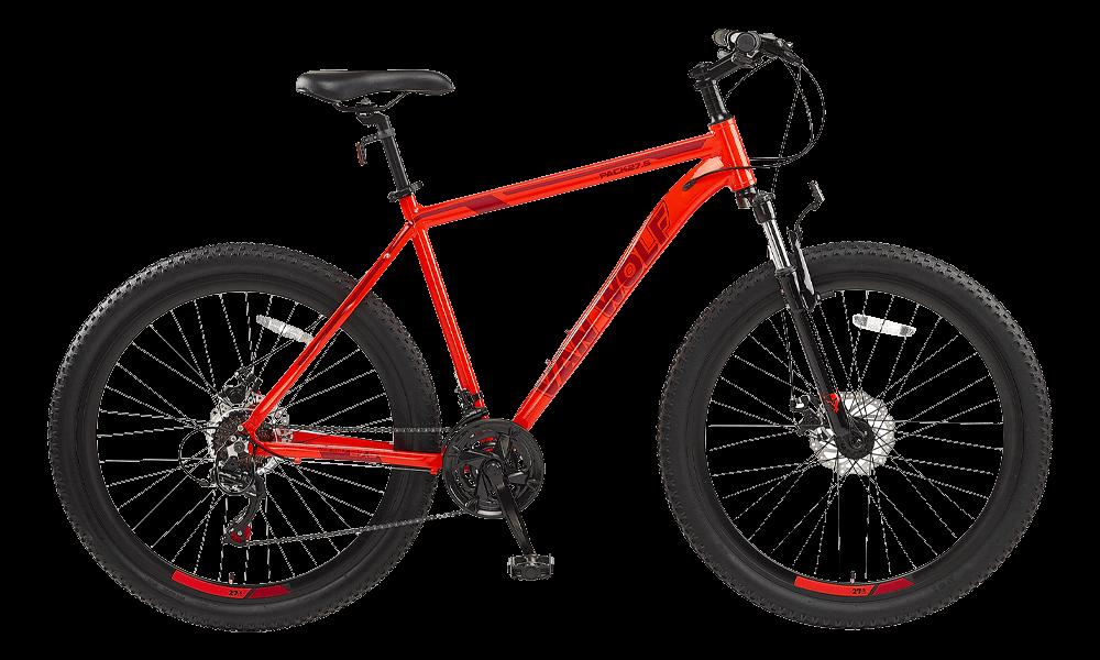 Van-Wolf-Blaze-Bike