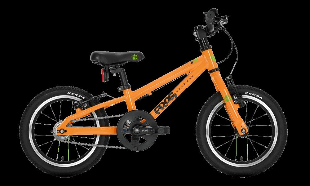 Frog-40-Orange-Bike