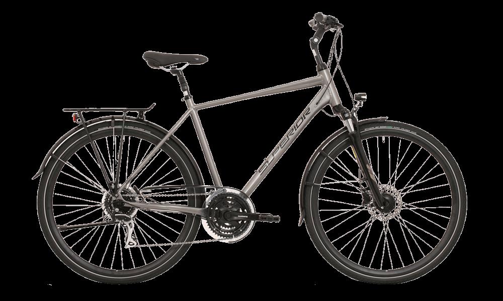 Superior-STK-400-Gloss-Brown-Bike