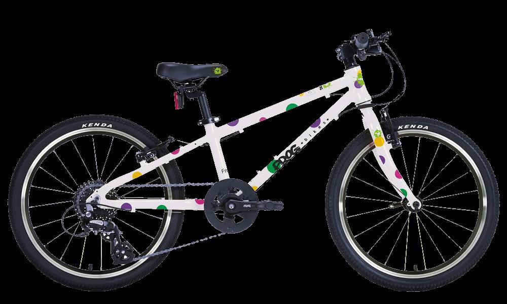 Frog-52-Spotty-Bike